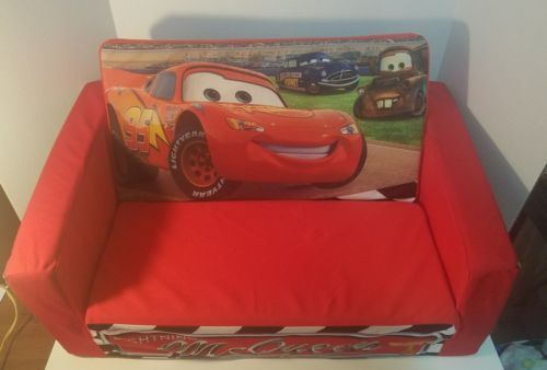 Admirable Disney Cars Toddler 2 In 1 Flip Open Foam And 50 Similar Items Home Interior And Landscaping Ologienasavecom