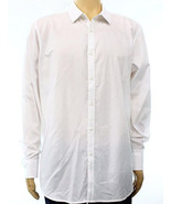 INC Intenational Concepts Men's Solid White Long Sleeve Button Down Shir... - $34.99