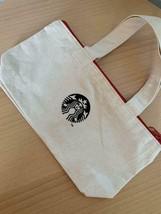 Starbucks 2018  tote bag containing Stollen - $37.80
