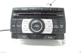 2009-2012 Hyundai Genesis AM/FM Radio SAT Cd mp3 Player 96180-2M110 P19#025 - $34.64