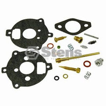 CARBURETOR KIT replaces Briggs 291763, 295938, 394693, 7 and 8 HP horizontal  - $19.75
