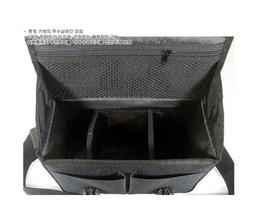 Nikon Midi BAG DSLR camera shoulder carrying case Partition Used Nikon Logo image 4