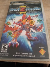 Sony PSP inviZimals: The Virtual Creature Hunter image 1