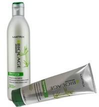 Matrix Fiberstrong Shampoo 13.5 and Conditioner 8.5 Set - $37.99