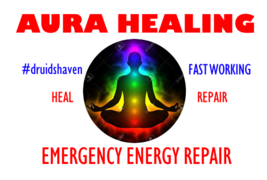 Aura Cleansing spell,remove and block bad luck, aura fix, real magic, hex breaki - $29.97