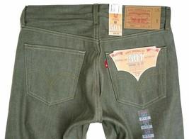 Levi's 501 Men's Original Fit Straight Leg Jeans Button Fly 501-0850