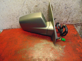 06 05 04 Cadillac SRX oem passenger side right door power mirror green silver - $69.29