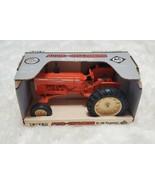 ERTL Allis Chalmers D-19 Toy Tractor Die Cast Metal 1990 1:16 New Old S... - $73.48