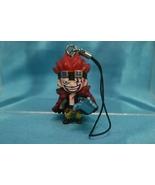 Bandai One Piece Pirate Alliance Gashapon Mini Figure Strap Eustass Kid - $24.99
