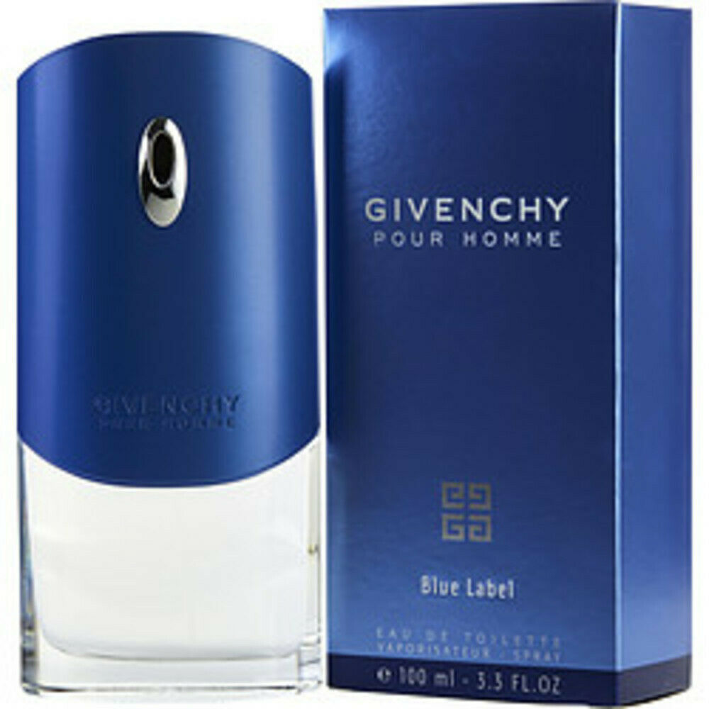 Primary image for Givenchy Blue Label Edt Spray 3.3 Oz For Men