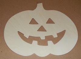 """Halloween Wooden Plaques Creatology 9"""" x 9 1/2"""" Kids Crafts Pumpkins 127R - $3.49"""