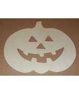 "Halloween Wooden Plaques Creatology 9"" x 9 1/2"" Kids Crafts Pumpkins 127R - $3.49"