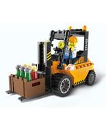 115pcs/set Forklift Trucks Assembly Building Blocks Kits Children Educat... - $15.39