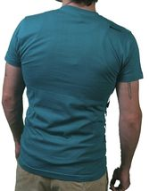 Bench Mens Sea Green Leader Live Concert Studio Soundboard Mixer T-Shirt NWT image 3