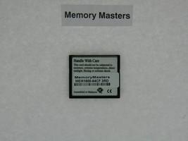 Mem1800-64cf 64mb Tarjeta Flash Memoria para Cisco 1800 Enrutadores - $12.83
