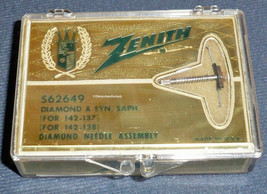 ZENITH S62649 NEEDLE PYE BUTTERFLY Zenith 142-137 142-138 142-136 896-DS73 image 1
