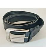 Leather Top Grain Cowhide stash Belt w/ zippered hidden money compartmen... - €13,74 EUR