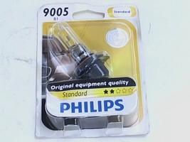 Philips Headlight Bulb Standard 9005 GMC New Open Package - $7.06