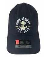 Under Armour Men's Naval Academy Navy Blue Adjustable Cap 1344072-410 - $24.99