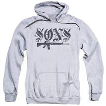 Sons of Anarchy TV crime series California adult graphic hoodie SOA160 - $39.99