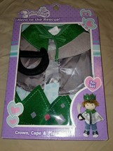 Hero to the rescue  butterflies brand ,crown, c... - $6.35