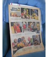 PRINCE VALIANT 8-29-48 Orig Sunday Newspaper Comic Strip Hal Foster + PH... - $35.00