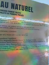 Au Naturel Color Story Pressed Pigment Pallet 24 Colors Eyeshadow image 5