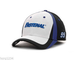 NASCAR XP  SPONSOR RACING HAT - # 99 CARL EDWARDS - FASTENAL RACING - OSFM - $18.04