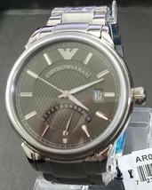 Emporio Armani Mens Watch AR0563 - Retail $325 (53% off) - $152.00