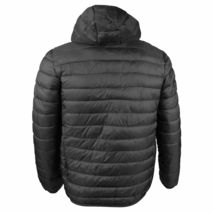 Maximos Men's Slim Fit Lightweight Zip Insulated Packable Puffer Hooded Jacket image 10