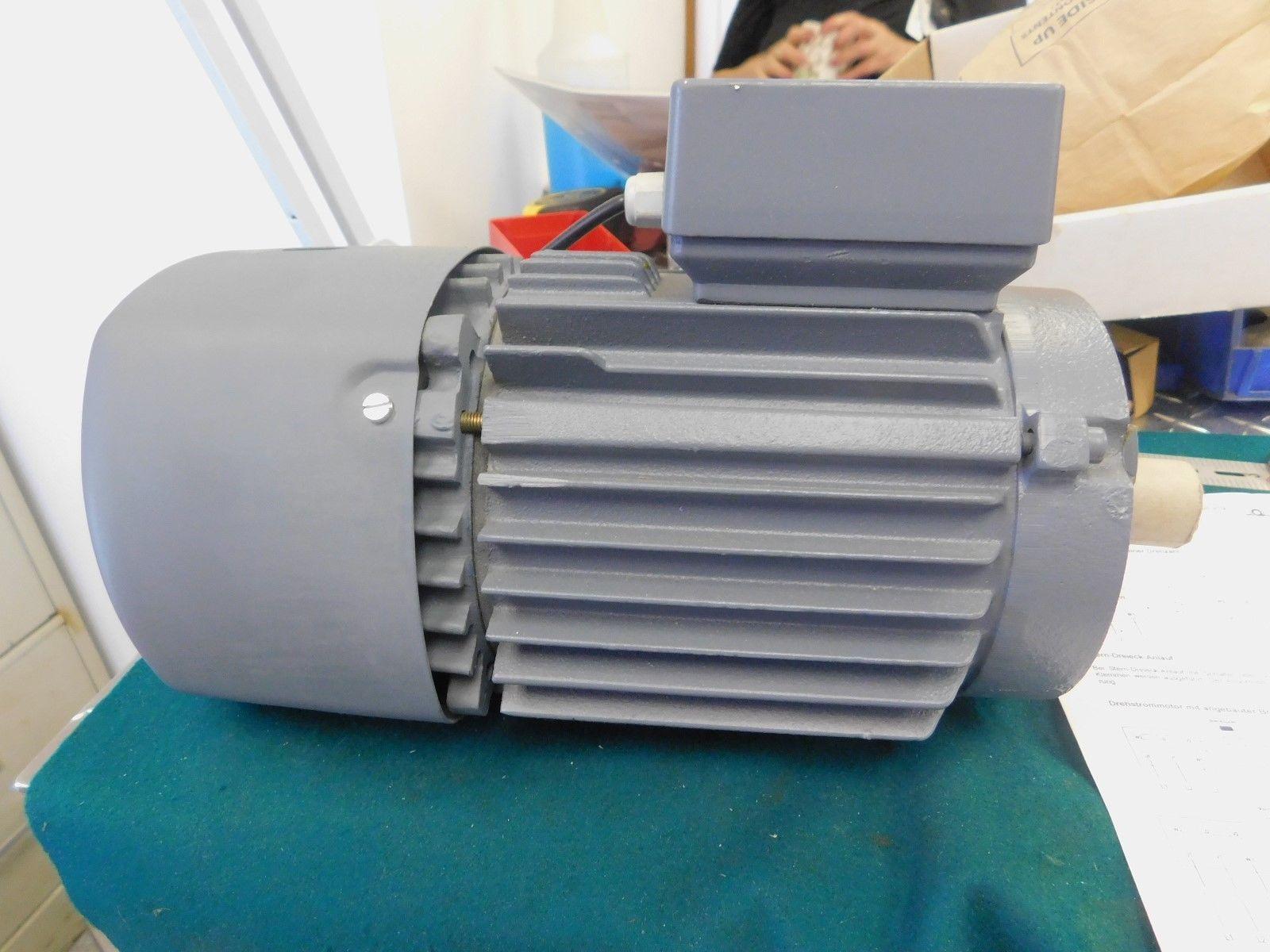 Kuenie .55 KW 3 Phase Motor