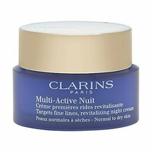 Clarins Multi-Active Night Cream For Normal to Dry Skin, 1.7 oz - $49.49