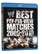 WWE - Best Pay-Per-View Matches: 2009-2010 [Blu-ray]