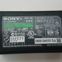 Sony PSP-100 AC Adaptor Power Supply Charger - $14.39