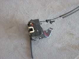 2013 HYUNDAI SONATA RIGHT REAR DOOR LOCK image 2