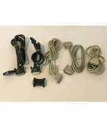 Electrical Mixed Lot Computer Cables Assorted Connectors Cords Gender Ch... - $9.99