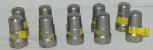 Viega MegaPress G 25731 Carbon Steel Cap HNBR Package Of Ten