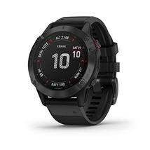 Garmin Fenix 6 Pro, Premium Multisport GPS Watch, features Mapping, Music, Grade - $699.99