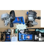 Wall Groove Cutter Slotting Machine Wall Chaser concrete stone Brick Cem... - $376.19