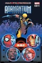 Hunt For Wolverine Adamantium Agenda #1 (Of 4) Silva Var 05/09/2018 Sold Out - $3.99