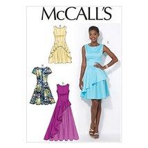McCall Pattern Company M7091 Misses' Dresses, Size E5 - $14.21
