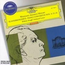 Mozart: Piano Concertos no 8, 23 & 24 / Wilhelm Kempff Cd image 1