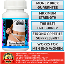 1 BOTTLE SLIM MAKEOVER WEIGHT LOSS CAPSULES. MAXIMUM STRENGTH. - $25.99