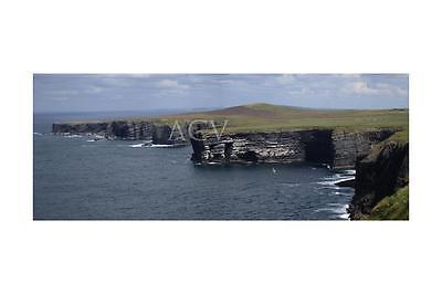 """West Coast Ireland Panoramic Photograph Ready For Framing """"Mouth Of Shannon"""""""