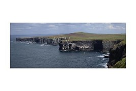 "West Coast Ireland Panoramic Photograph Ready For Framing ""Mouth Of Shan... - $14.84"