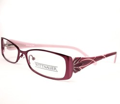 Wittnauer Fay Wine 54-16-140 Women Optical Eyeglasses Designer - $79.17