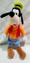 "New Nwot Walt Disney 12"" Goofy Plush Just Play Cl EAN Original Outfit S1 - $6.75"
