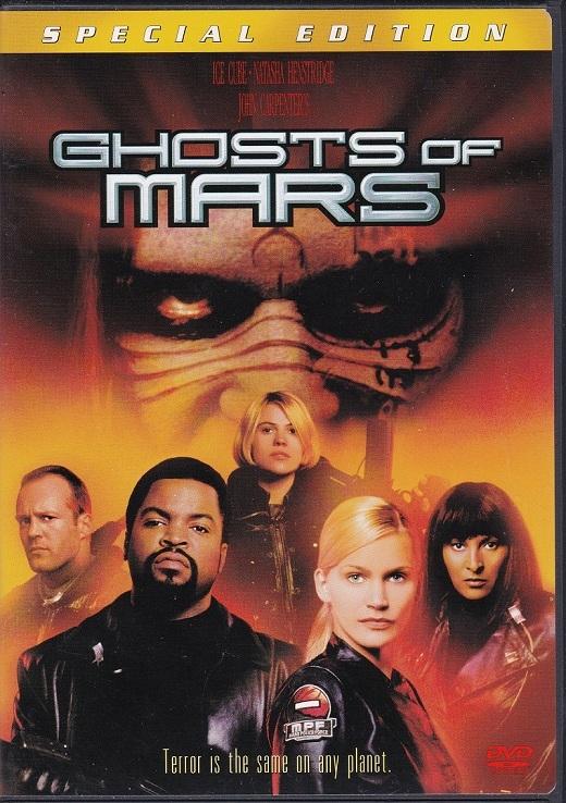 John carpenters ghosts of mars dv  1