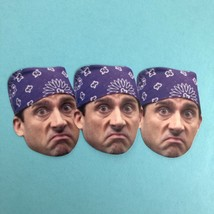 Prison Mike The Office Tv Show Sticker Set - $3.00