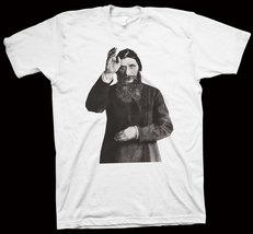Grigori Rasputin T-Shirt Saint Petersburg, Russia, Peasant, Pilgrim, Hea... - $14.99+